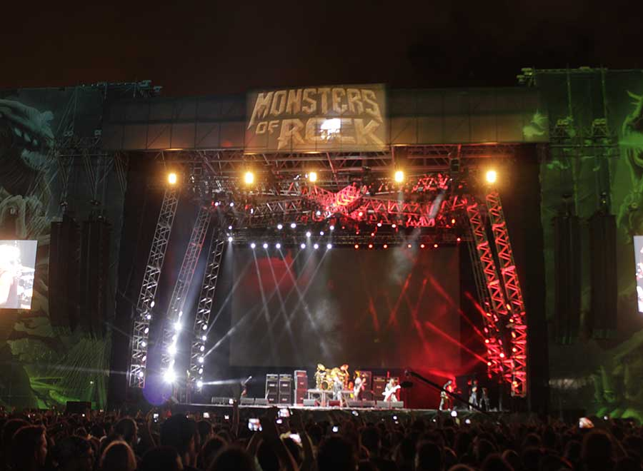 Monsters of Rock - Motorhead & Sepultura