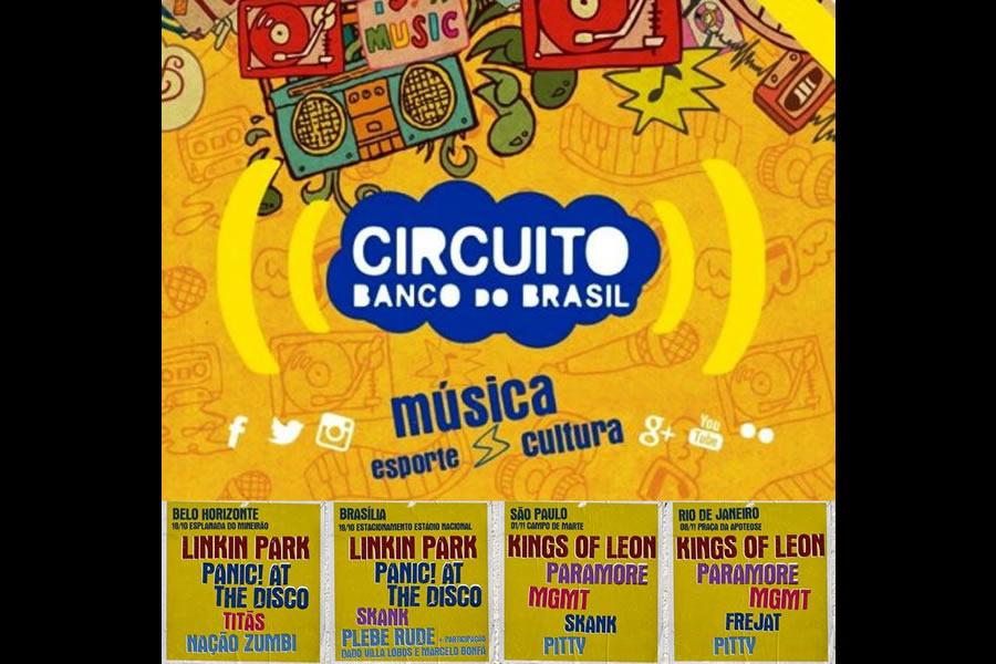 Circuito Banco Do Brasil : Circuito banco do brasil lpl professional lighting